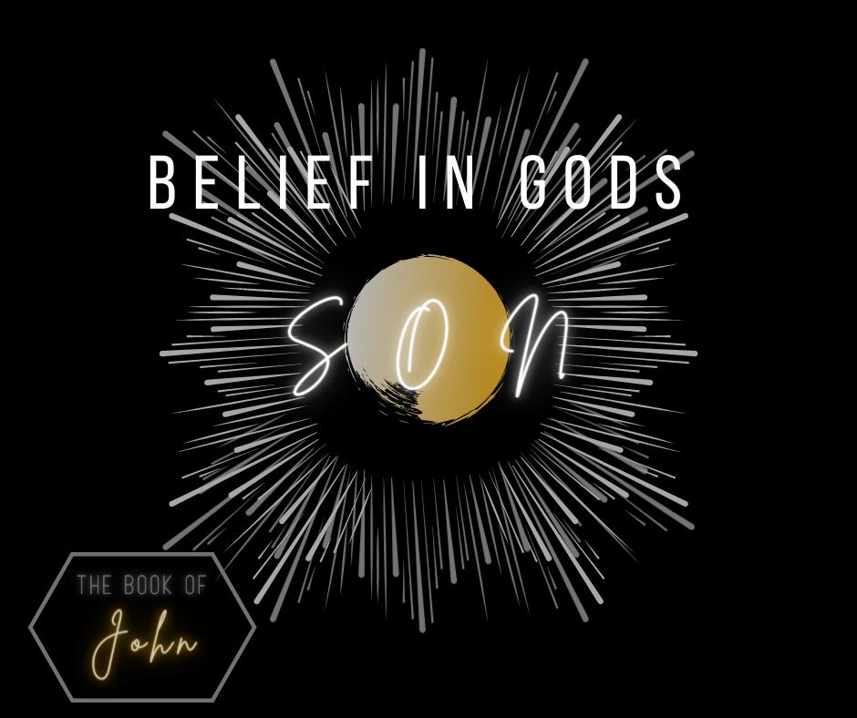Believe in God's Son