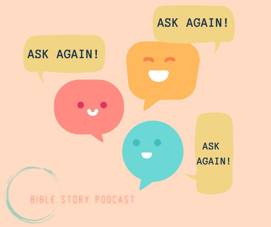 Ask Again